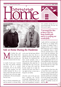 Coming Home Newsletter